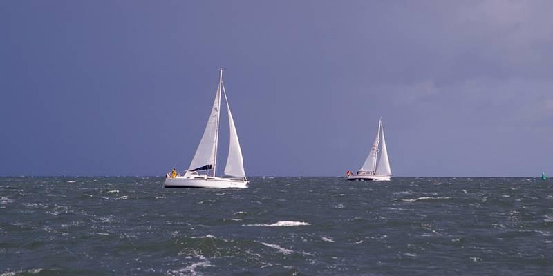 SKS-Ausbildung der Rheinischen Yacht Schule